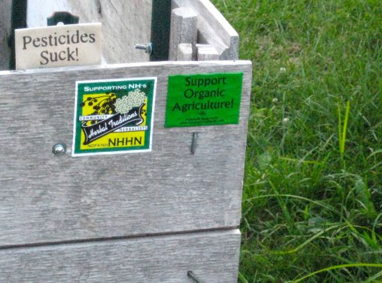 Compost Bin Signs