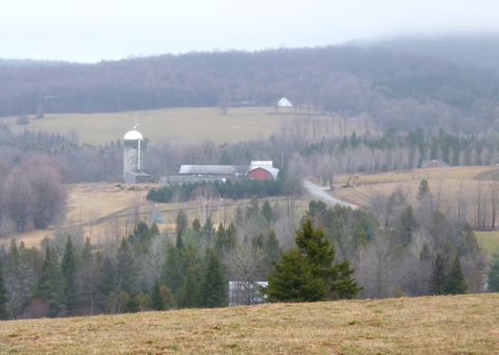 Craftsbury, VT Farm