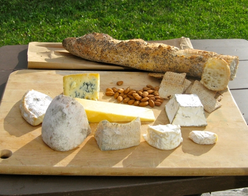 Farmstead Cheeses