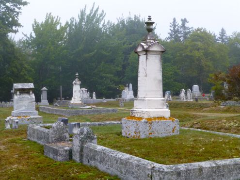 Mount Adams Cemetery, Deer Isle