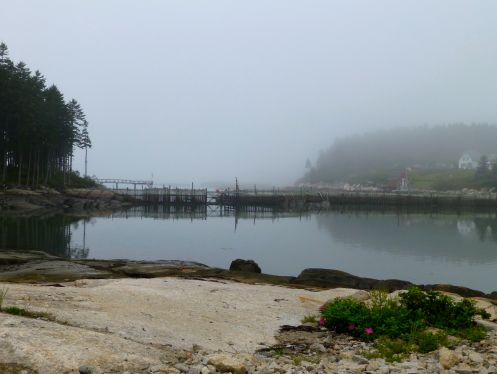Weirs at Deer Isle