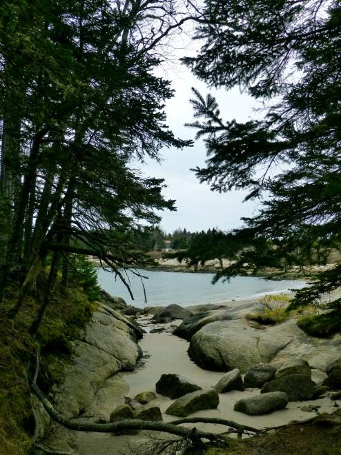 Barred Island Preserve, Deer Isle