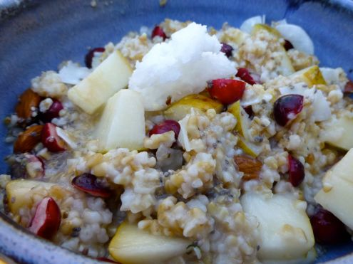 Oatmeal with Superfoods